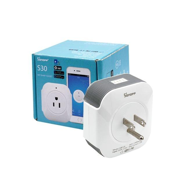 Sonoff S30 Smart Socket US
