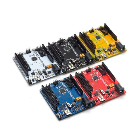 Iteaduino Arduino UNO Microcontroller Atmega8U28 Board - Blue