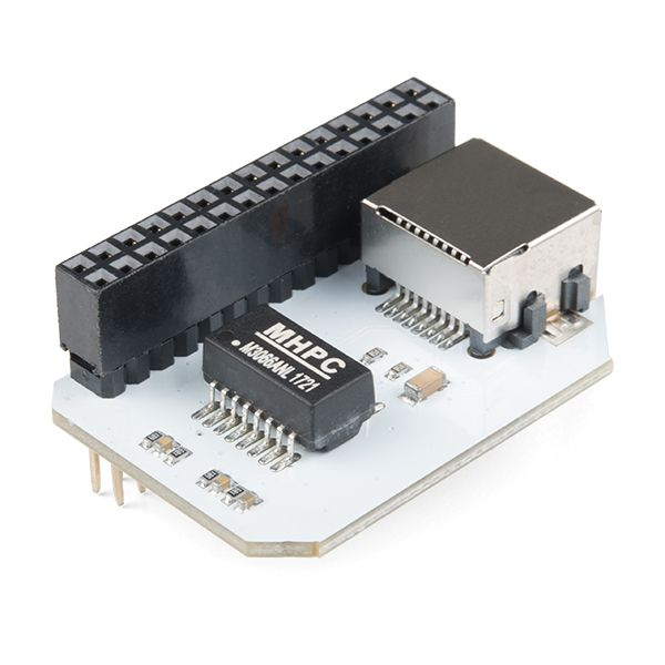 Ethernet Expansion Board for Onion Omega