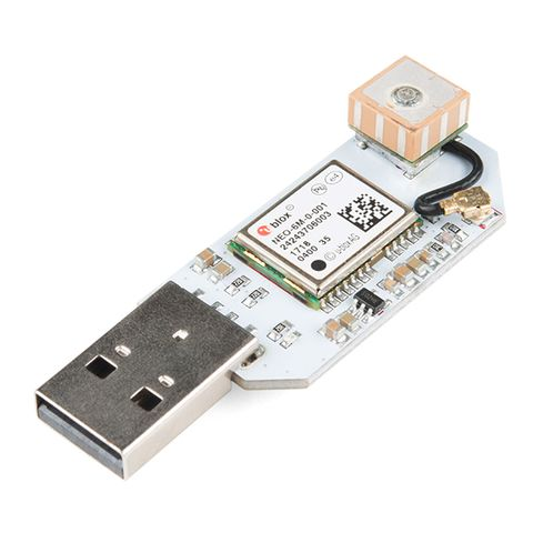 GPS Expansion Board for Onion Omega