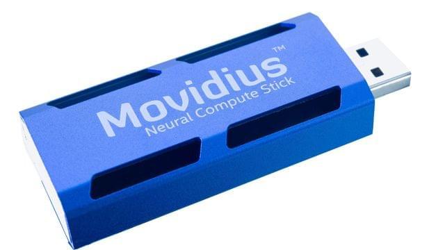 Movidius Neural Compute Stick