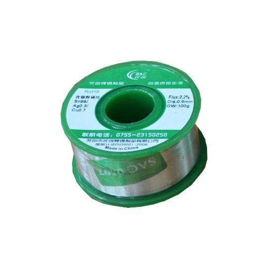 Solder Wire SAC0307-0.6