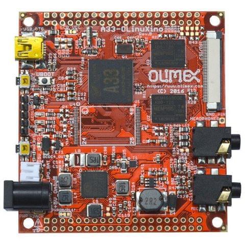 A33-OLinuXino