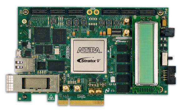 Stratix V GX FPGA Development Kit