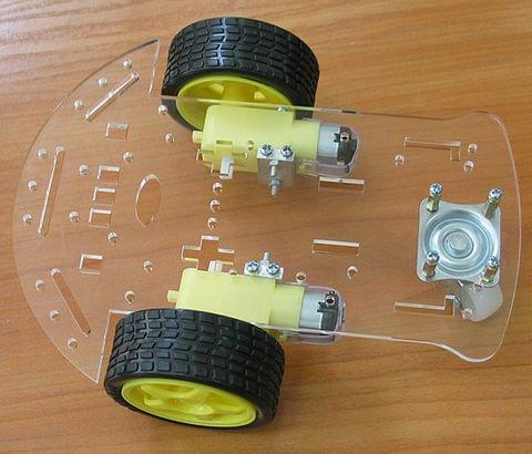 ROBOT-3-WHEEL-KIT
