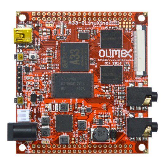 A33-OLinuXino 4GB
