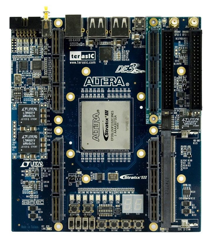 Altera DE3 Development System