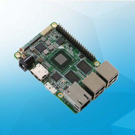 UP board 4GB RAM+ 32 GB eMMC ( Cooler)