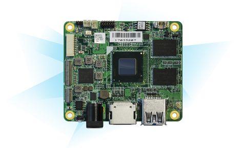 UP Core 2GB + 16 GB eMMC memory
