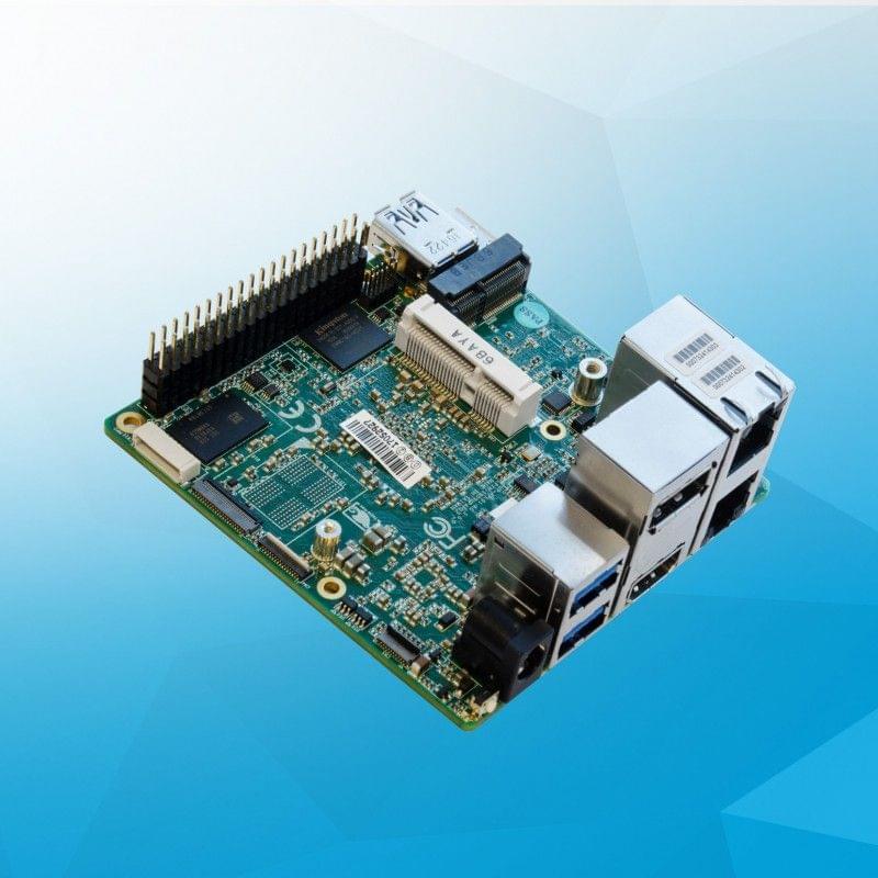 UP Squared Pentium Quad Core 8GB memory/64GB eMMC