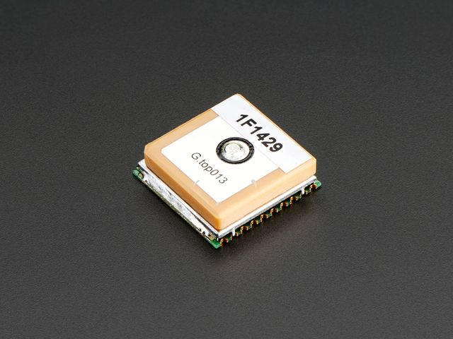 Ultimate GPS Module - 66 channel w/10 Hz updates - MTK3339 chipset