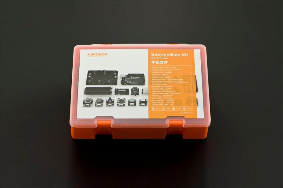 Gravity: Intermediate Kit for Arduino