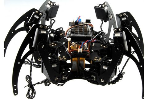 Hexapod Robot Kit