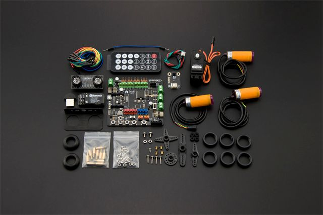 DIY Remote Control Robot Kit (Support Android)