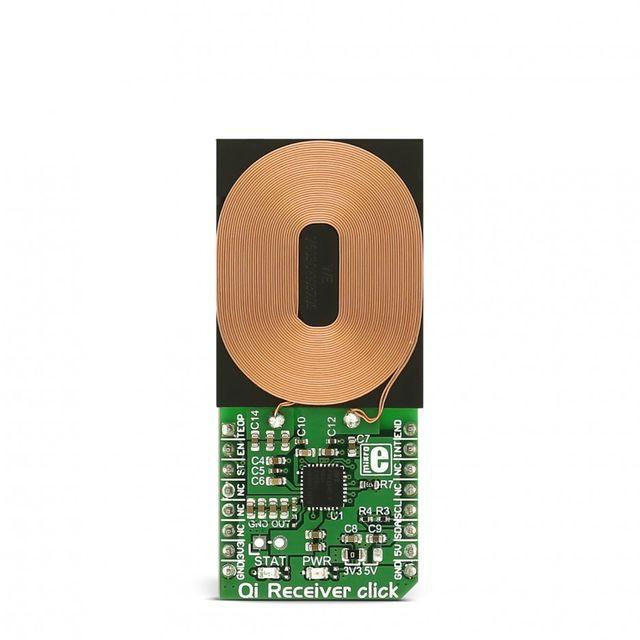 Qi Receiver click