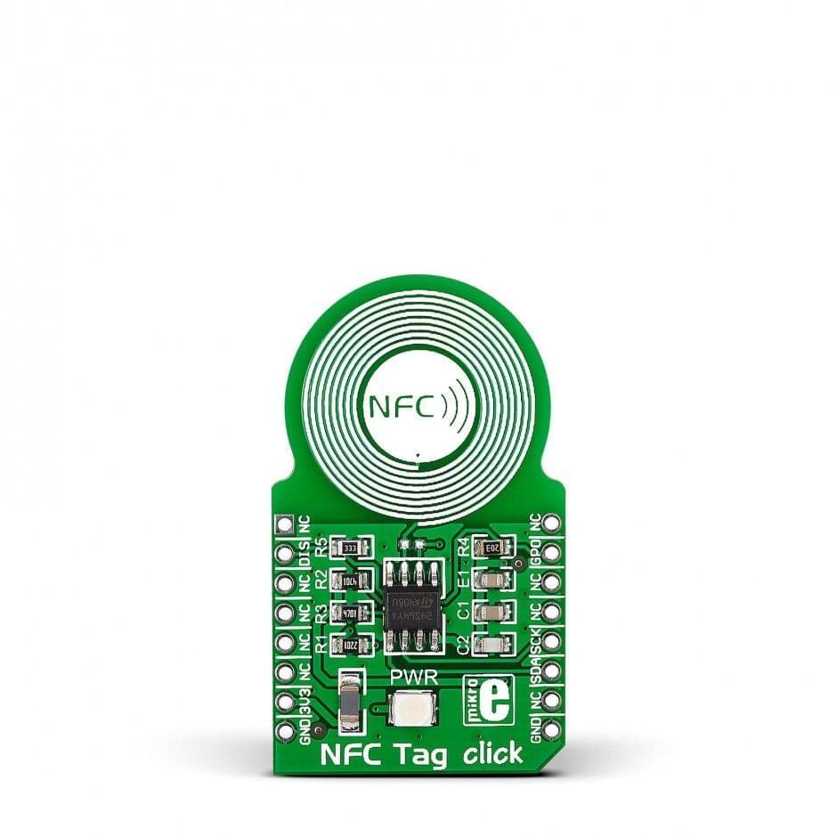 NFC Tag click