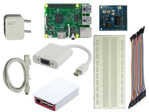 Tenet Raspberry Pi 3 Starter Kit