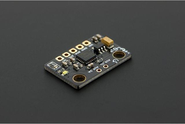 6 DOF Sensor - MPU6050