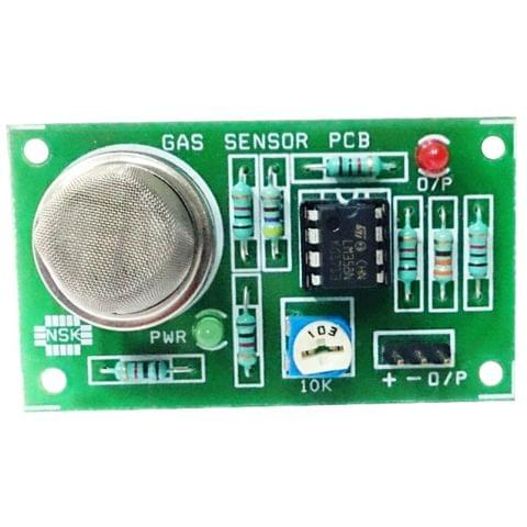 Smoke/Gas Sensor MQ - 2,4,5