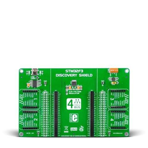 STM32F3 Discovery Shield