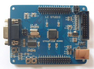 ARM Cortex-M3 STM32F103R8T6 STM32 Development Board