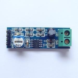 LM386 200 gain of audio amplifier module