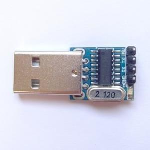 CH340 USB to TTL module transfer lines upgrade flash STC downloader