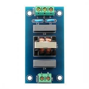 EMI filter sound promotion tool filter outlet