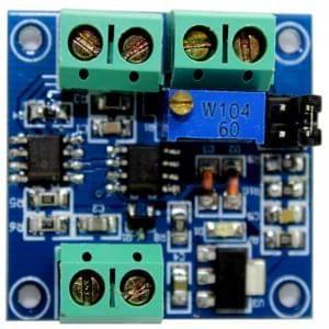 0v to 5 v / 0v to 10 v 0-100% PWM signal voltage convert PWM module