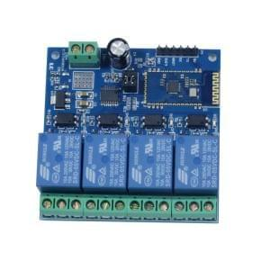 LC 5V 4-Channel Bluetooth Relay Module