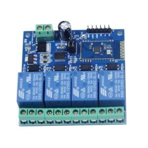 LC 12V 4-Channel Bluetooth Relay Module