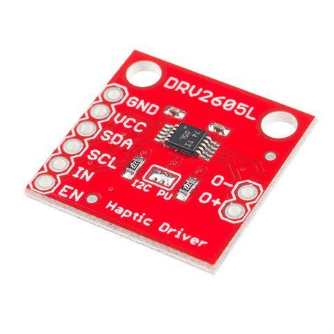 SparkFun Haptic Motor Driver - DRV2605L