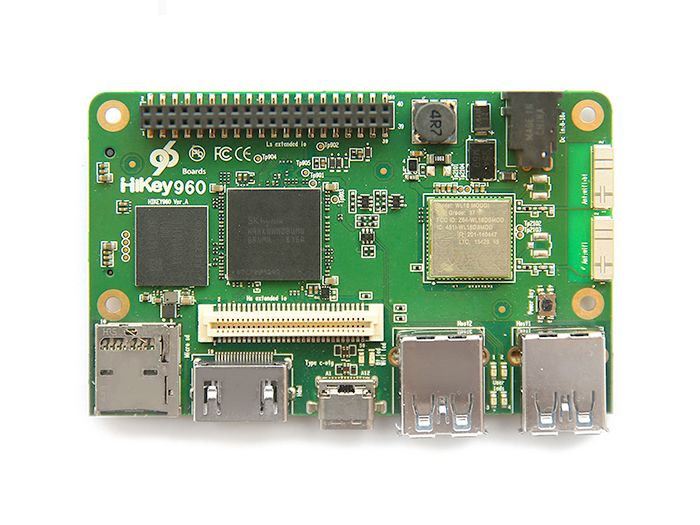 HiKey 960 Development Board - 4GB RAM Version