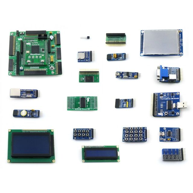 OpenEP4CE10-C Package B, ALTERA Development Board