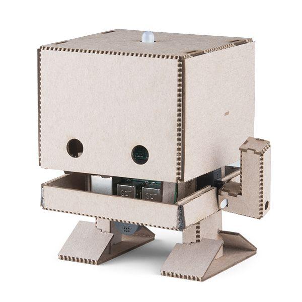 IBM TJBot, a Watson Maker Kit