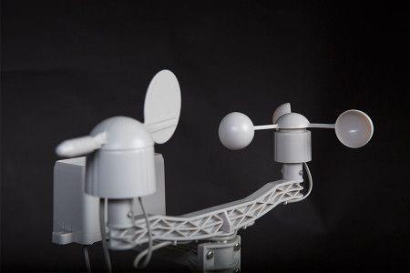 Weather Station Kit with Anemometer/Wind Vane/Rain Bucket