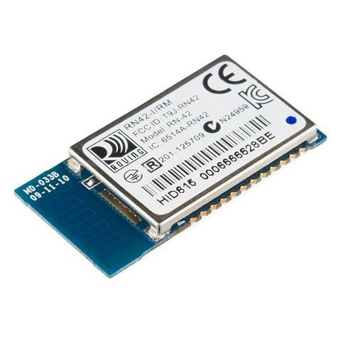 Bluetooth SMD Module - RN-42 (v6.15)