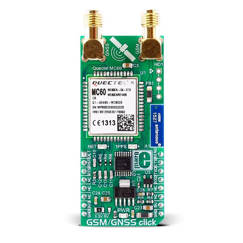 GSM/GNSS click