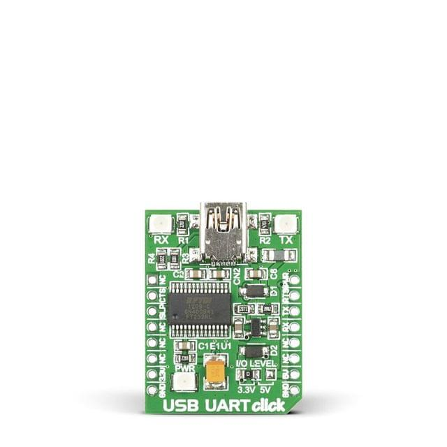 USB UART click