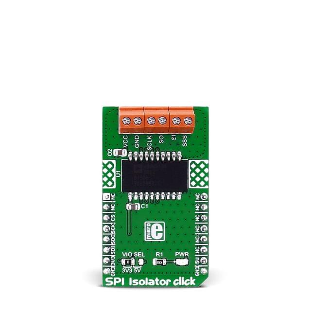 SPI Isolator click