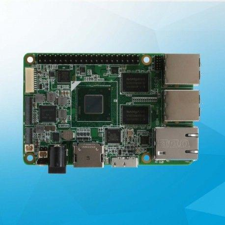UP board 1GB + 16 GB eMMC memory