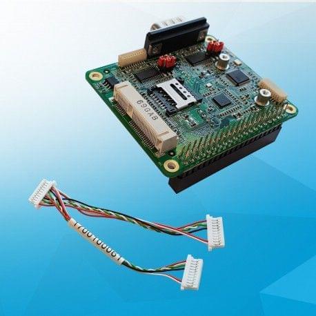 3G+WiFi+BT module