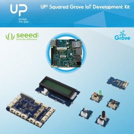 UP Squared IoT Grove Development Kit_US power cord