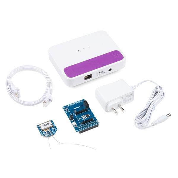 Helium Ethernet Starter Kit (Raspberry Pi)