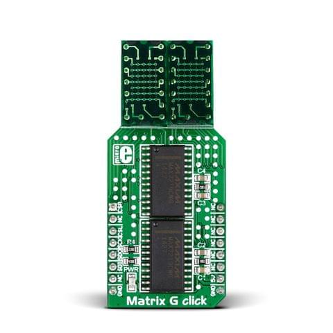 Matrix G click