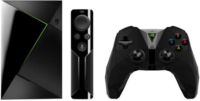 NVIDIA SHIELD TV | Streaming Media Player with Remote & Game Controller