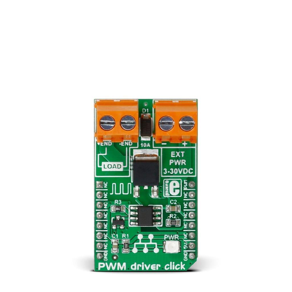 PWM driver click