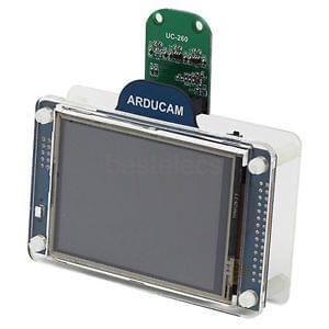 Arducam-F Shield V2 Camera module shield with OV2640 for Arduino UNO MEGA2560 DUE