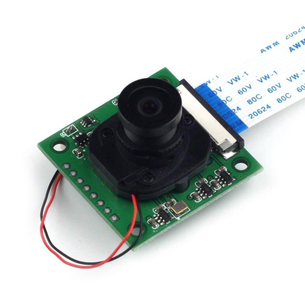 Arducam NOIR 8MP Sony IMX219 camera module with Motorized IR cut filter M12 mount LS1820 Lens for Raspberry Pi