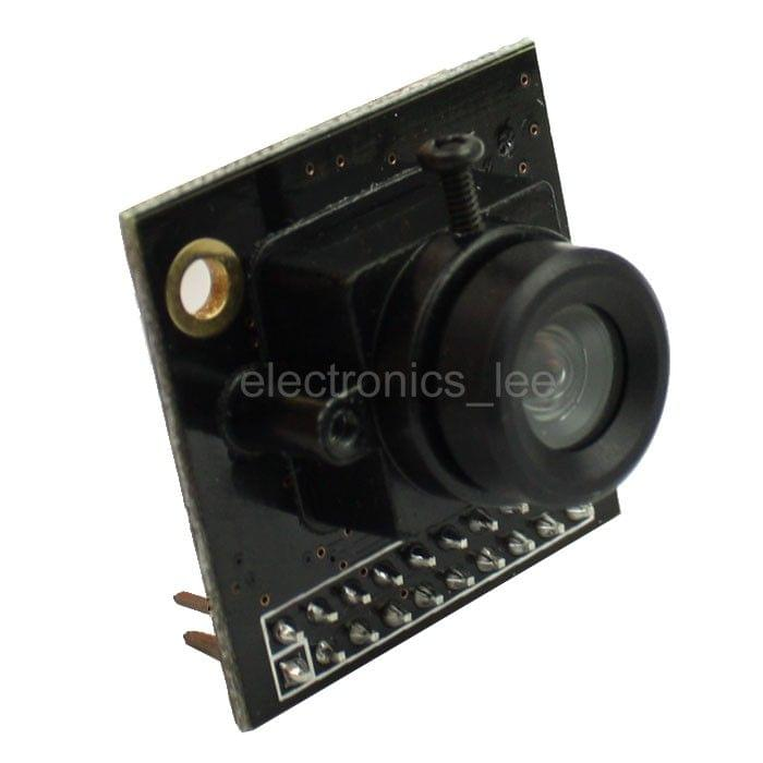 "1/4"" 3 Mega pixel M12 Mount OV3640 Camera Module with JPEG Output"
